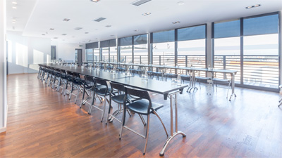 Customize your meeting spaces or meeting rooms individually - eventmachine meeting.
