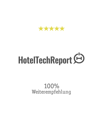 Eventmachine ranking auf www.hoteltechreport.com